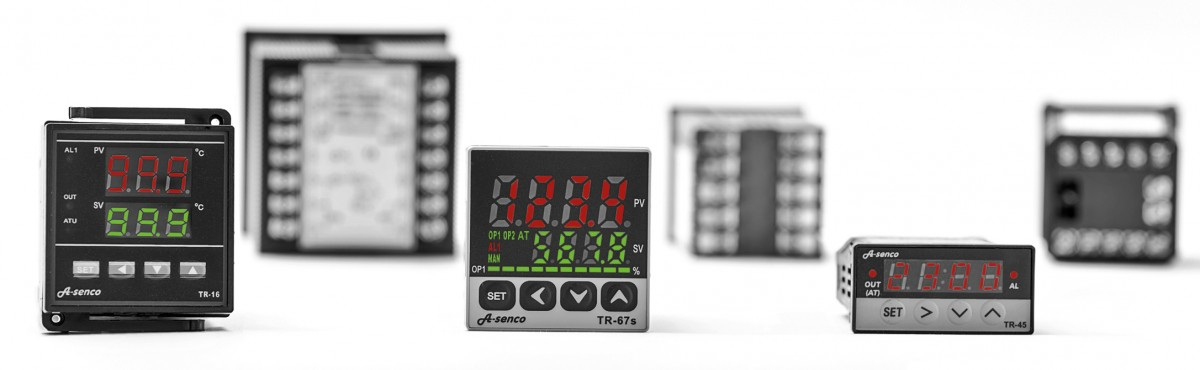 Einbau-Temperaturregler mit Sonderfunktionen