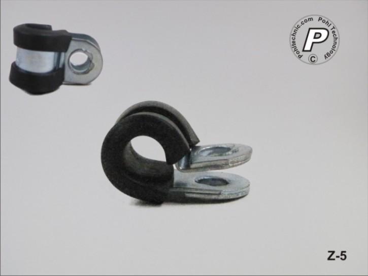 Z-5 Wandbefestigung für Temperatursensoren Durchmesser 6mm