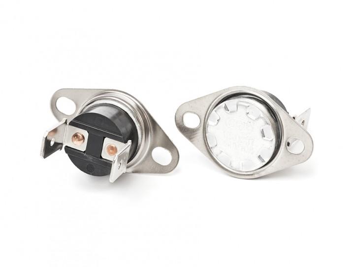 Bimetall-Temperaturschalter automatische Wiedereinschaltung 130°C
