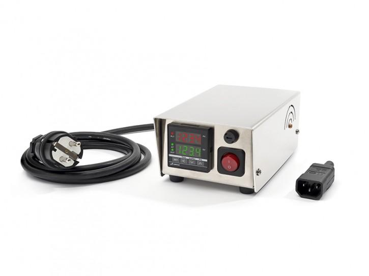 Rampen-Temperatursteuerung bis 10A Last Typ J Miniaturbuchse / nein