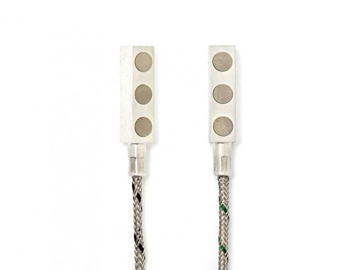 Thermoelement Anlegefühler magnetisch 4 Meter / Typ K