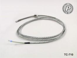 TC-710 Typ K Bajonettfühler ...400°C Durchm. 6mm