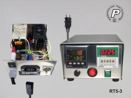 RT5-3 Temperatursteurung mit Timer bis 10A Last