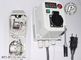 RT1-3 Temperaturbegrenzer / -regler RT1z - Steckerfertig