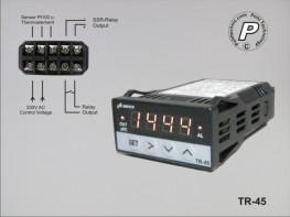 Temperaturregler A-senco SSR- und Relais-Ausgang 12V DC
