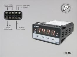 TR-46 24V A-Senco Temperaturregler TR-46 ...2300°C vielseitig