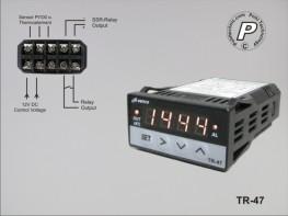 TR-47 12V A-Senco Temperaturregler TR-47 ...2300°C vielseitig