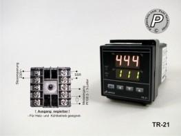 Temperaturregler A-senco TR-21 mit SSR-Ausgang, ... 99,9°