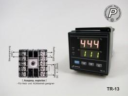 Temperaturregler A-senco TR-13 Input: 4...20mA, Output: SSR