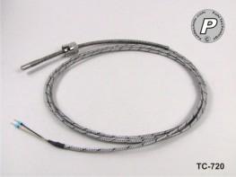 TC-720 Typ J Bajonettfühler ...400°C Durchm. 6mm