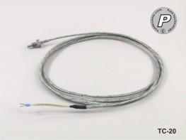 TC-20 Thermoelement Typ K ...450°C mit M8 Kurzgewinde