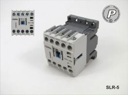 SLR-5 Universal Lastrelais für 230V / 400VAC 4xNO 20A