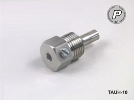 TAUH-10 Tauchhülse für Temperaturfühler z.B.für PT100 / 6x50mm