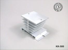 KK-500 Kühlkörper für SSR Relais bis ca. 10A (230V) Last