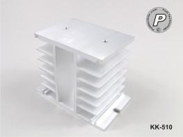 KK-510 Kühlkörper für SSR Relais 230V