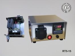 Temperatursteuerung bis 16A Last mit Schukosteckdose