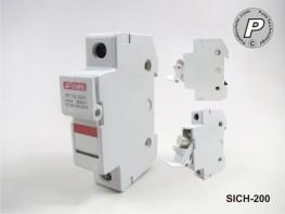 SICH-200 SSR/SCR-Sicherungshalter Gr. 1 (Sicherungseinsätze 10,3
