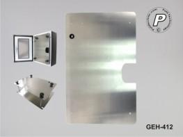 GEH-412 Zwischenplatte für Wandschaltschrank GEH-41