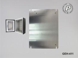 GEH-411 Montageplatte für Wandschaltschrank GEH-41