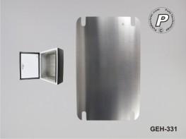 GEH-331 Montageplatte für Wandschaltschrank GEH-33