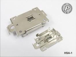 HSA-1 SSR Halbleiterrelais Adapter für Hutschienenmontage
