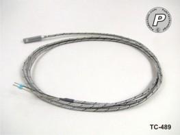 TC-489 Typ J Anlegefühler ...400°C