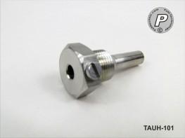 TAUH-101 Tauchhülse für Temperaturfühler z.B.für PT100 / 6x50mm