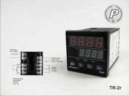Temperaturregler A-senco TR-2r mit Relais-Ausgang
