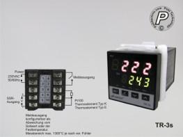 Temperaturregler A-senco TR-3s mit SSR-Ausgang