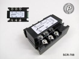 SCR-708 Thyristorsteller 3 Phase SCR 708 Modul 40A, Ansteuerung