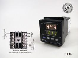 Temperaturtransmitter A-senco mit P.I.D.-Ausgang 0 (2) ...10V
