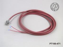 PT100-471 Temperaturfühler mit M8x10 VA-Schraube