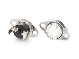 Bimetall-Temperaturschalter manuelle Wiedereinschaltung 110°C