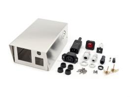 Tischgehäuse-Set + CNC-Fräsungen + Zubehör