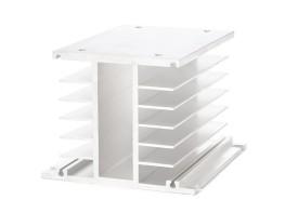 Kühlkörper für SSR Relais 110x100x80mm + Lüfterbefestigung