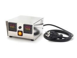 2-Kanal Temperatursteuerung bis 10A Last Basisausführung