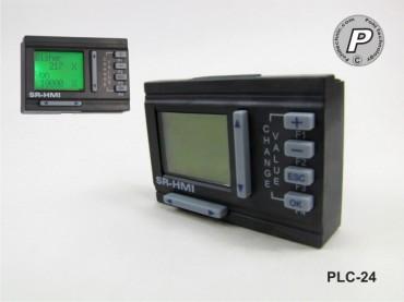 HMI-Display mit Bedienfeld für SR-Basismodule