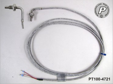 PT100-4721 Temperaturfühler mit UNC 5/16'' Gewinde, VA-Schraube