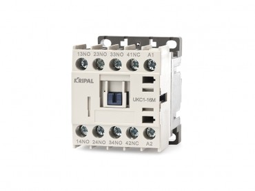Universal Lastrelais für 230V / 400VAC 3xNO, 1xNC 20A