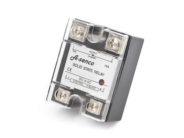 SSR Halbleiter Solid State Relais DC / AC, 230V AC 80 A
