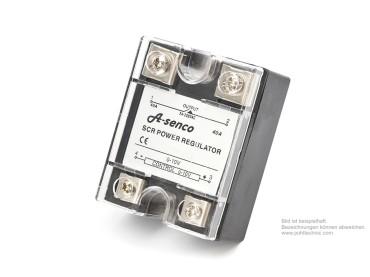 Thyristorsteller 1 x Phasenanschnitt 40A 230V 4 - 20mA