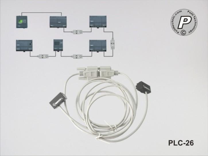 PLC-26 AC Modulverbinder Erweiterungsmodule mit Basisstation