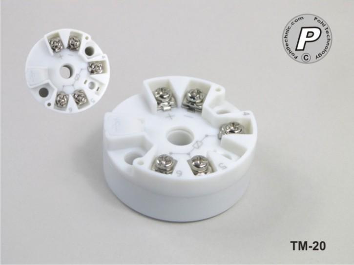 TM-20 Temperaturkopftransmitter 4 ...20mA