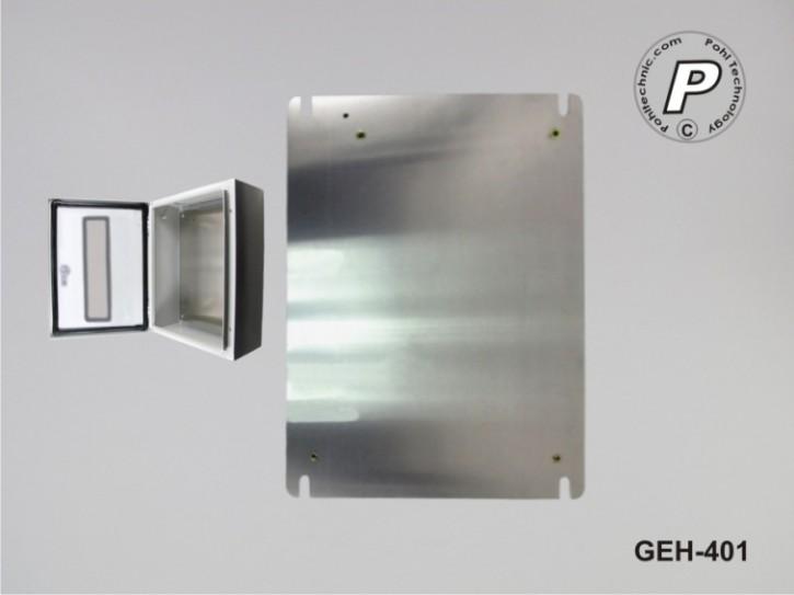 GEH-401 Montageplatte für Wandschaltschrank GEH-40