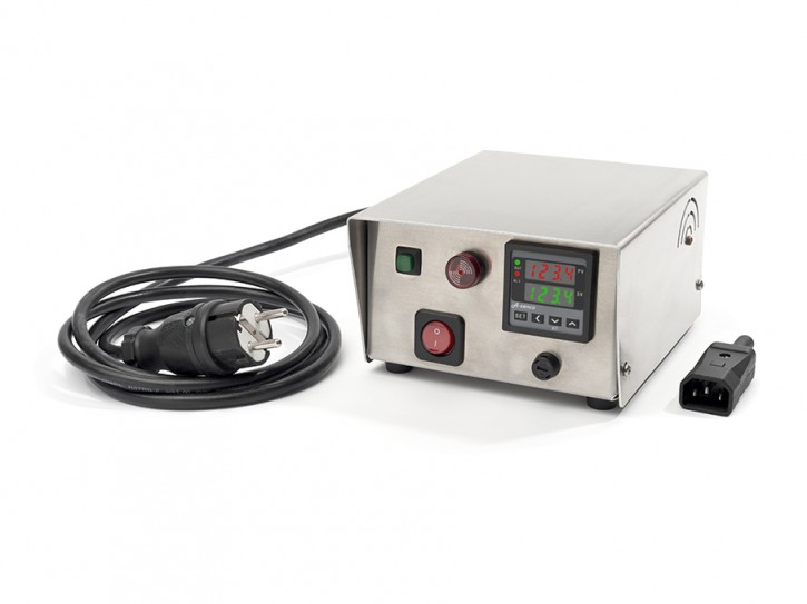 Temperatursteuerung 10A mit Sicherheitsabschaltung