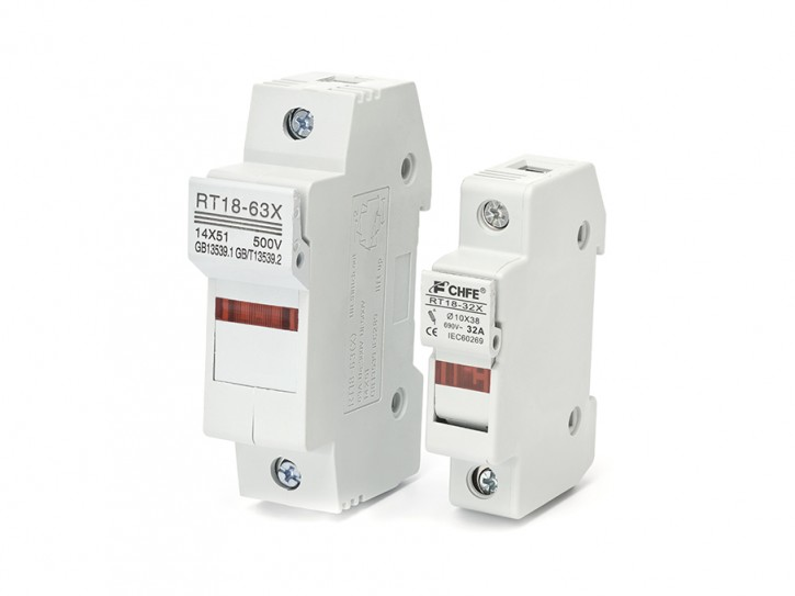 Sicherungshalter für Schmelzsicherungseinsätze für Sicherungseinsätze 10,3 x 38mm