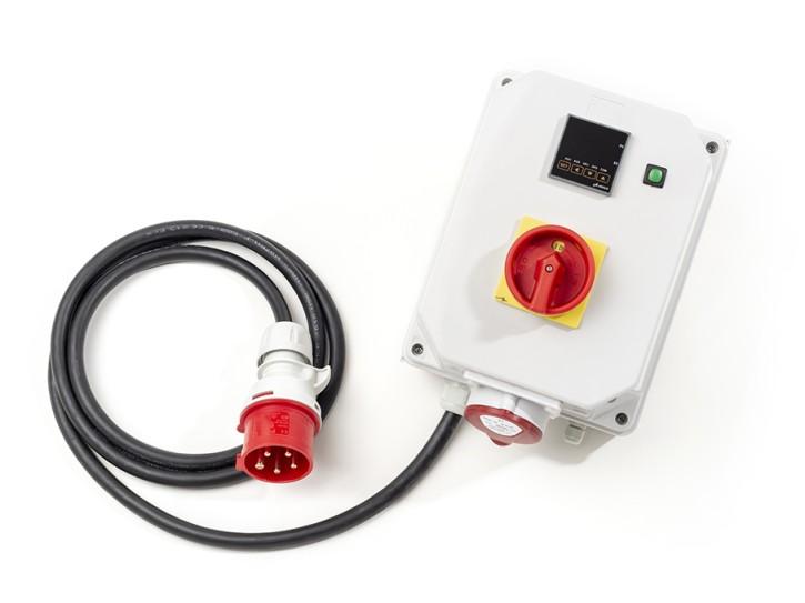 Temperaturbegrenzer mit Abschaltfunktion und manueller Wiedereinschaltung