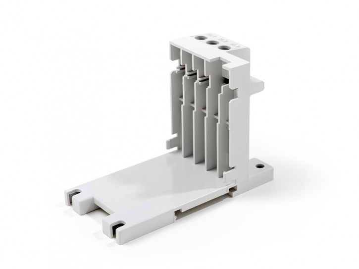 Adapterplatte für Motorschutzschalter