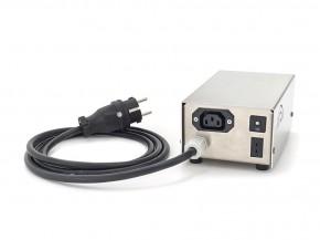 Kompakte Temperatursteuerung max. 10 Ampere Typ K Miniaturbuchse / ja